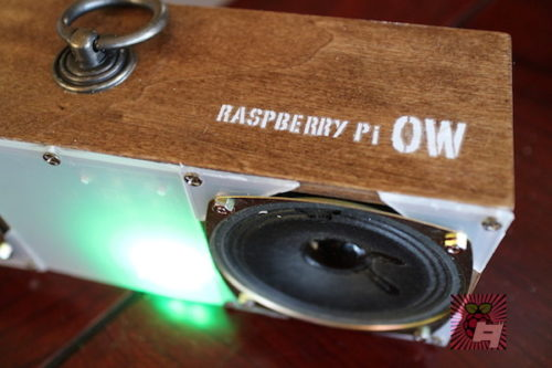 pHAT BEATとRaspberry Pi Zero Wでミュージックサーバ