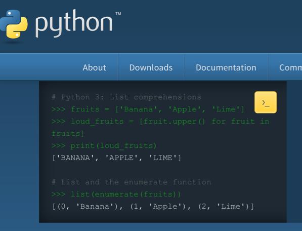 Raspberry Piで何かしたいならPtyhonを習おう!はじめてのPython