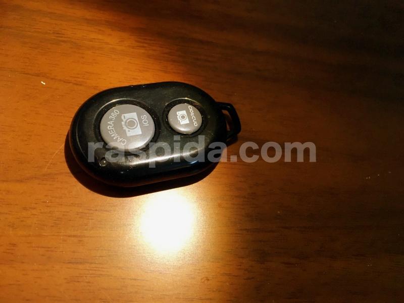 Bluetoothボタン本体