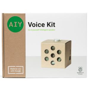 手に入りやすくなったGoogle AIY Voice Kit V2はRaspberry Pi Zero WHに変更