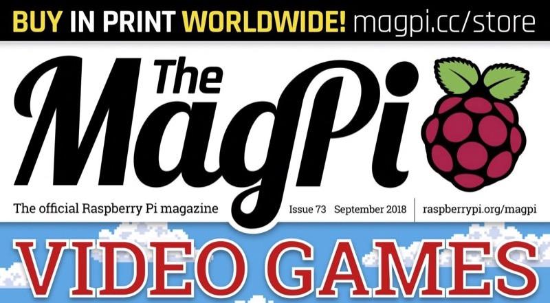 MagPi73