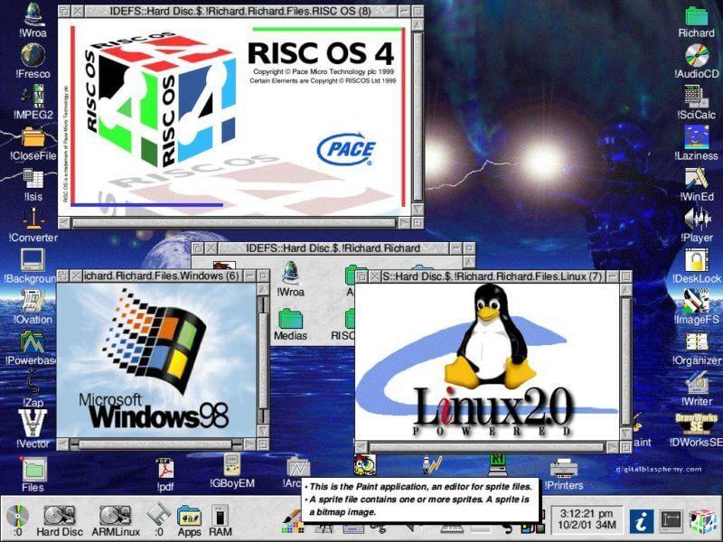RISC OS4