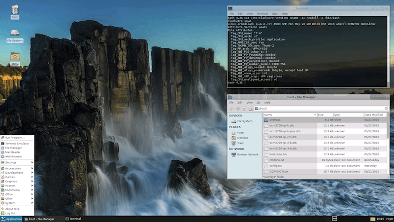 Slackware ARM