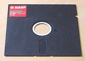 5.25インチ フロッピーディスク