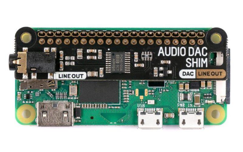 取り付け例audio-dac-shim