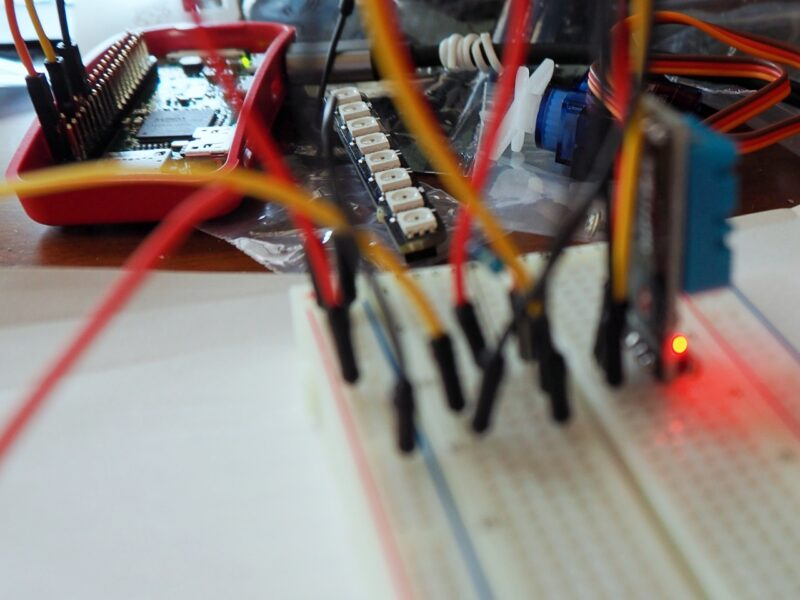 DHT11温度センサー