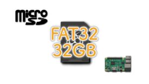 なぜRaspberry Pi では32GBまでのmicroSDカードと言われるのか