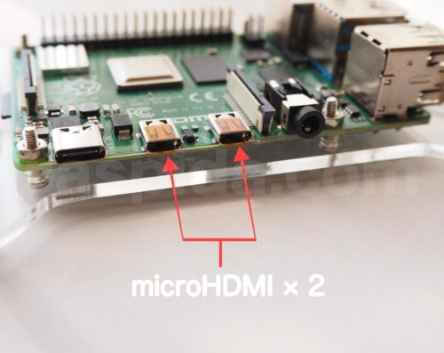 microHDMI