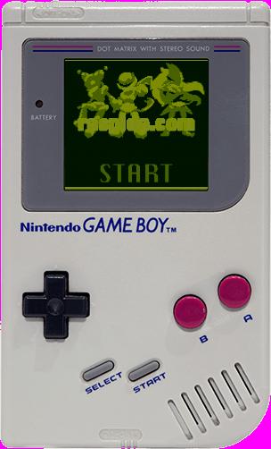 ゲームボーイのイメージ画像