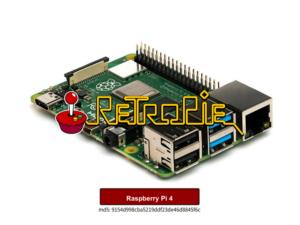 ラズパイ4に対応したRetroPie 4.6がリリース