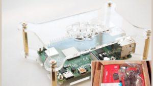 「Raspberry Pi 4B (4GB) BASIC スターターセット」の中身は? セット品レビュー