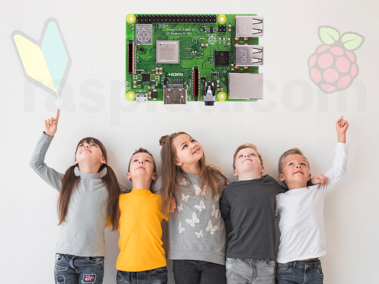 rpi-beginner4children