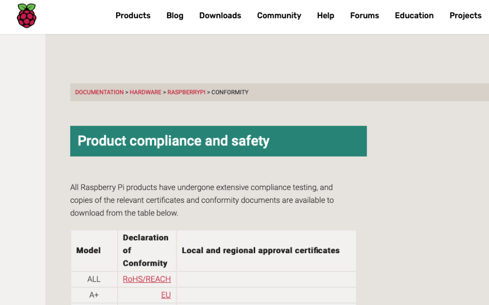 rpi-product-compliance-title