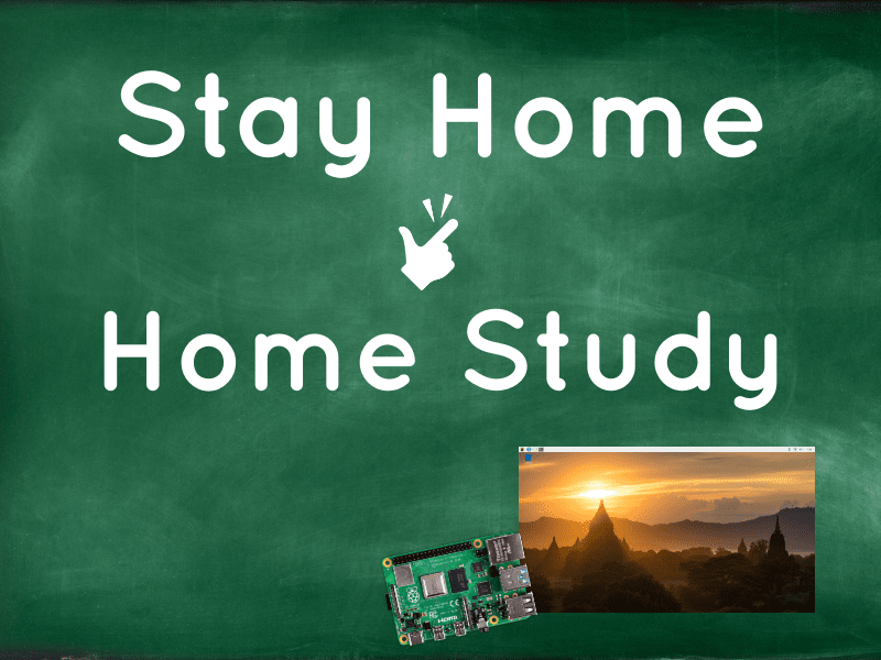 stay home, home study Iot