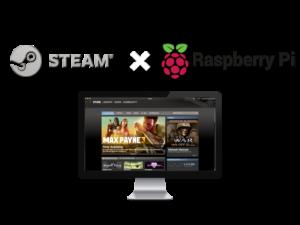 SteamリンクがRaspberry Pi に対応しました!