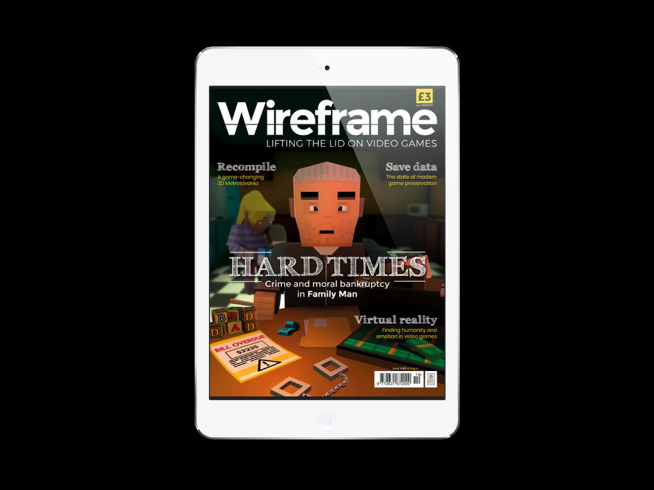 Wireframeマガジン14号タイトル
