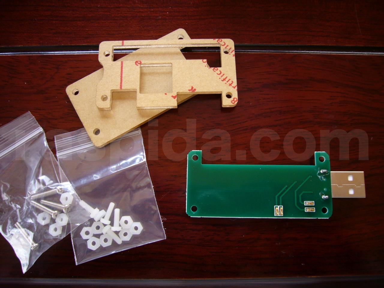 USB-Aアドオンボード